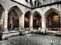 Eglise Des Billettes (M_Strasser) Tags: eglise billettes paris france frankreich marais