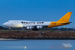 N743CK K4 B747BCF 34L YSSY-1523 (A u s s i e P o m m) Tags: sydney newsouthwales australia kalitta kalittaair k4 boeing b747bcf syd yssy sydneyairport