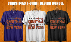 christmas t shirt design bundle (teesstudio) Tags: christmas tshirt design bundle