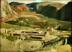 Delfos (França, c.1925) - Joseph Inguimberty (1896-1971)