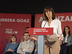 Idoia Mendia clausura los encuentros 2020 Activa Euskadi (socialistasvascos) Tags: idoiamendia pseee psoe socialistasvascos euskadi encuentro topaketak 2020activaeuskadi