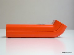 saffat80.01 (marratime) Tags: tavolo t80 saffa plstic tablelighter marratime vedodesign accendinoda orange modern design moderno madeinitaly modernariato piezoelettrico plastica esatron