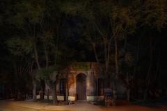 Asador criollo (karinavera) Tags: city longexposure night photography ilcea7m2 uribelarrea gaucho buenosaires campo asador town pueblo