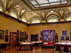 Hartford Connecticut  - The Museum of Connecticut History (Onasill ~ Bill Badzo - 68 Million Views) Tags: connecticut state capitol hartford ct nrhp historic us national landmark architecture eastlake style gothic architect richard m upjohn bushnell park historical tours attraction dome interior building onasill downtown museum