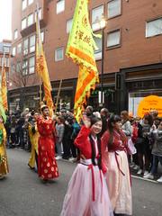 Photo of UK - London - Chinatown - Chinese New Year 2020 - Parade