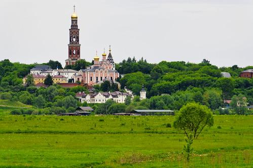Poshchupovo Monastery 3 ©  Alexxx Malev