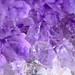 Amethyst Crystal Cluster Macro