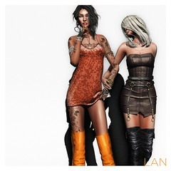 · (· Lan ·) Tags: monso vinyl gos barberyumyum eternus dubai baiastice secondlife lan