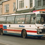 Delta NDP69M is seen in Middlesbrough