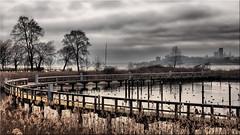 The port of Neustadt / Holstein on the Baltic Sea in winter (Ostseetroll) Tags: deu deutschland geo:lat=5409471873 geo:lon=1081534870 geotagged hafen neustadtinholstein schleswigholstein winter port ostsee balticsea olympus em5markii