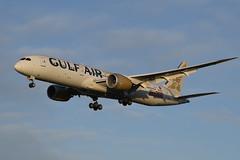 A9C-FD Boeing B787-9 EGLL 15-12-19 (MarkP51) Tags: london airport heathrow england sunshine plane airplane nikon image aircraft sunny airliner d500 nikon24120f4vr markp51 lhr egll