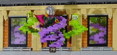 Quentin Beck (Librarian-Bot) Tags: lego moc marvel spiderman superheroes