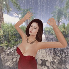 After the Rain (Eliza Mint) Tags: kunglers nerido stealthic belleevent