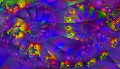 She's A Rainbow (kfocean01) Tags: abstract photoshop photomanipulation shockofthenew awardtree artdigital netartll vividart vivid neon colors colorful