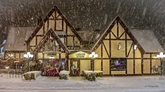 BC tips  back a cold one  - The Jolly Coachman Pub (Christie : Colour & Light Collection) Tags: pubnight pub jollycoachman pittmeadows bc canada canadianwestcoastwinter britishcolumbia snow snowing quaint idyllic metrovancouver restaurant drinkingestablishment beerparlour publichouse tudor tudorstyle building pint beer spirits drinking dining winter outdoors outside nikon nikkor cheers sportsbar bar sportspub pubfood socalize blizzard snowstorm fallingsnow cold ice liquorstore coldnight nightlights lighting light canadianwinter snowflakes classicpub tudorstylebuilding inviting subtemperature est1976 britishcolumbiawinter drivensnow snowfall