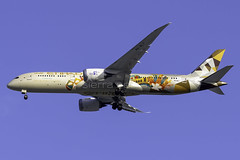 A6-BLT B789 ETIHAD AIRWAYS YBBN (Sierra Delta Aviation) Tags: etihad airways boeing b789 brisbane airport ybbn a6blt