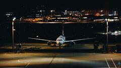 羽田機場-觀景台 (迷惘的人生) Tags: 東京都 日本 canon japan airport 觀景台 airplane