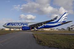 National Airlines / A330-243 / N819CA (Matt Coleman - BNA-Photo) Tags: national airlines n819ca a330 a330200 kopf opf opalocka florida miami 1016 a330243 n969av gtcxd oeiej ncr n8
