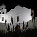 Mission San Diego de Alcalá - at night