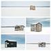 Les cabanes de pêche/The fishing huts/Fiskhytterna