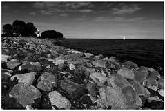 Bülk Lighthouse (Jens Greve) Tags: blackwhite lighthouse leuchtturmbülk leuchtturm bülklighthouse kielerförde kielfjord ostsee balticsea