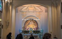 Napoli (NA), 2020, Marechiaro, la Chiesa di Santa Maria del Faro. Affresco cinquecentesco. (Fiore S. Barbato) Tags: italy campania napoli marechiaro posillipo chiesa santa maria faro affresco fresco affreschi frescoes
