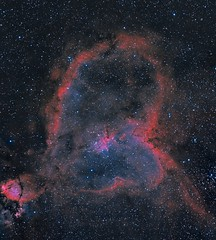 The Heart Nebula (js19pv) Tags: astrophotography astronomy astro star