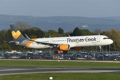 G-TCDE Airbus  A321-211 EGCC 20-04-19 (MarkP51) Tags: manchester england man sunshine plane airplane airport nikon image aircraft sunny airliner d500 egcc markp51 nikonafp70300fx mt airbus a321 thomascook tcx a321211 gtcde