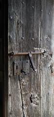 PUIGPALTER DE BAIX - PORTA ESGLÉSIA DE SANT JAUME (Joan Biarnés) Tags: puigpalterdebaix pladelestany 360 panasonicfz1000 eglésiadesantjaume porta puerta