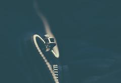 Z.I.P.P.E.R roller-coaster (Ayeshadows) Tags: macromondays zipper macro mondays dark zip silde like rollercoaster