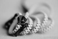 Zipper (giancarlo_darrigo) Tags: zipper macromondays hmm macro blackandwhite nikon105 nikond800