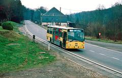 4 717 19 (brossel 8260) Tags: belgique bus tec namur luxembourg