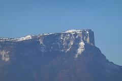 Mont Granier @ Fort de Montmélian @ Rocher de Montmélian