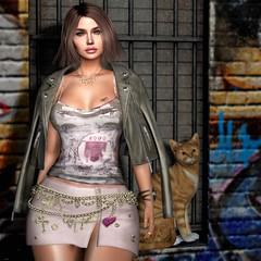 ♥ (♛Lolita♔Model-Blogger) Tags: lolitaparagorn mimikri tableauvivant supernatural blog blogger blogs beauty bodymesh bento