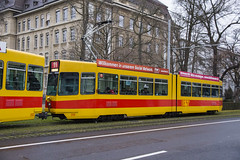 208 (200er Serie) Tags: schienenfahrzeug blt baselland transport ag gelb 200er serie schindler waggon pratteln tram drämmli