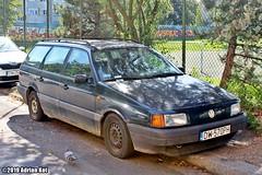 Volkswagen Passat B3 Variant (Adrian Kot) Tags: volkswagen passat b3 variant