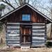 Log Cabin, Tennessee Agricultural Museum, Nashville 1/24/20