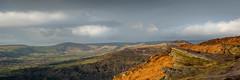 Hope Valley Panorama from Bamford Edge (explored) (westoncfoto) Tags: panorama views bamfordedge peakdistrict greatridge hopevalley wintersun