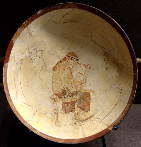 kitharai 🎶 #musa #eritrea #450ac #piatto #kar 🎻 #kaar #kyre #chitara  #ceramica #CA482 🎥#elettritv💻📲 #cup #musica 👹 #musicaoriginale #sottosuolo #archeologia #music #ērtra #webtvmusicale ⚡ #conc