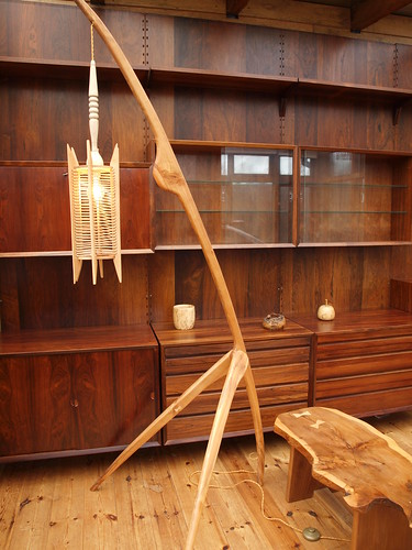 """Large organic form bespoke floor lamp • <a style=""""font-size:0.8em;"""" href=""""http://www.flickr.com/photos/69514980@N03/49449972448/"""" target=""""_blank"""">View on Flickr</a>"""