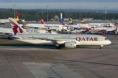 A7-BCR Boeing B787-8 EGCC 06-05-18 (MarkP51) Tags: england man manchester airport airliner egcc sunshine plane airplane nikon image aircraft sunny d7200 markp51 boeing qr b787 qatarairways qtr dreamliner b7878 a7bcr nikon70200f4vr