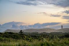 Rubjerg Knude. (MM Forster) Tags: denmark lighthouse rubjerg lönstrup nordjylland dunes coast dänemark leuchtturm sand wind sunset