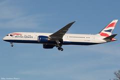 G-ZBKR (Baz Aviation Photo's) Tags: gzbkr boeing 7879 dreamliner british airways heathrow runway 27l ba292 baw ba egll lhr