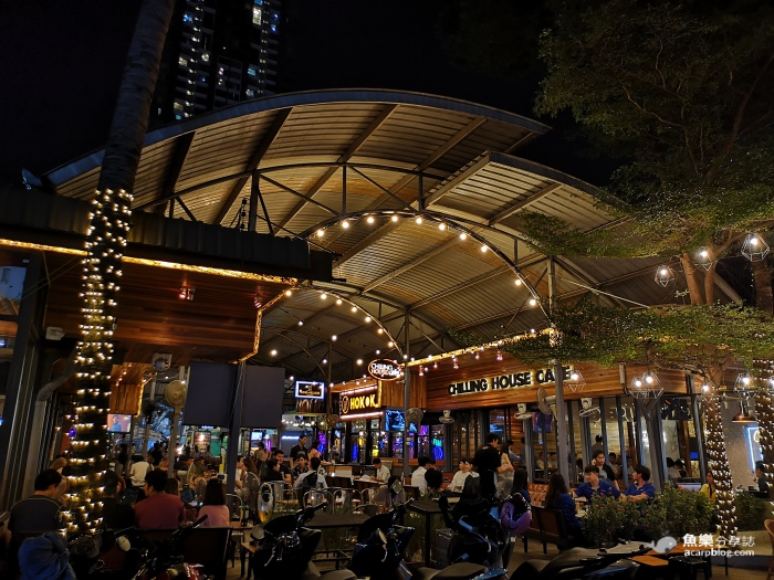 【泰國曼谷】BKK SEAFOOD BUFFET|活水流蝦吃到飽 @魚樂分享誌
