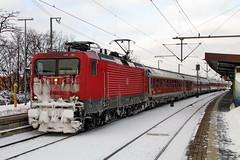 IMG_2700 (Lumixfan68) Tags: eisenbahn züge loks baureihe 112 winter elektroloks deutsche bahn db regio shexpress schleswigholstein express lew hennigsdorf