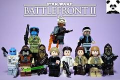 Star Wars Battlefront II - The Rebel Alliance