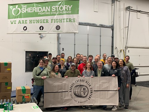 Barrel Theory Packing Event, 1/22/20