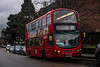 DW433 on the 229 to Queen Mary's Hospital