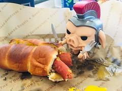 Pudgy Pig (ridureyu1) Tags: pudgypig powerrangers funko pop funkopop bobblehead mysterymini toy toys actionfigure toyphotography sonycybershotsonycybershotdscw690