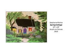 "Spring Cottage • <a style=""font-size:0.8em;"" href=""http://www.flickr.com/photos/124378531@N04/49451486442/"" target=""_blank"">View on Flickr</a>"